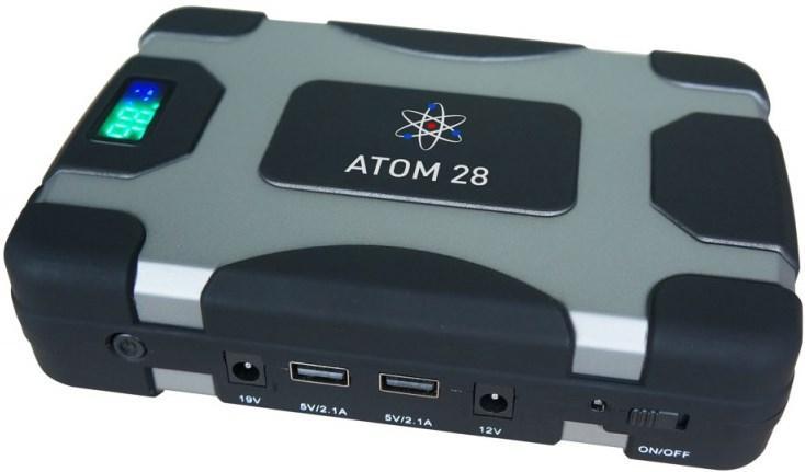 Фото ATOM 28 пусковое устройство нового поколения 12В