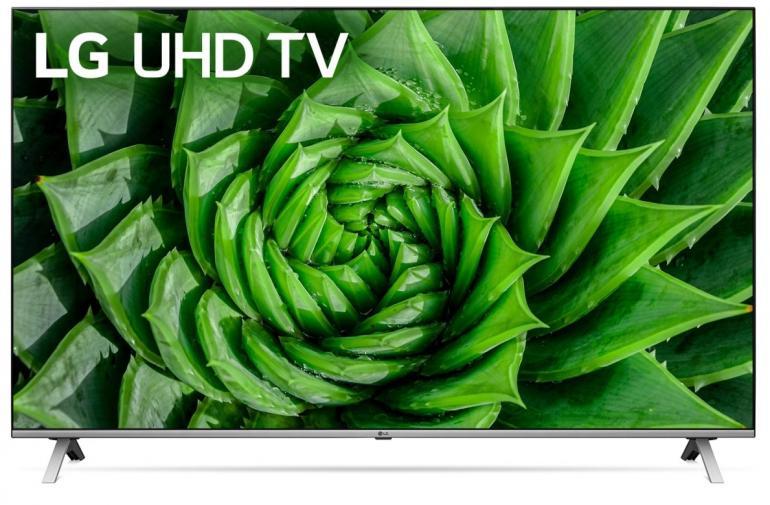 """Фото Телевизор 55"""" LG 55UN80006LA titan (UHD, SmartTV, DVB-T/T2/C/S/S2) (55UN80006LA)"""