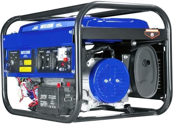 Фото Бензиновый генератор Varteg G6500 E
