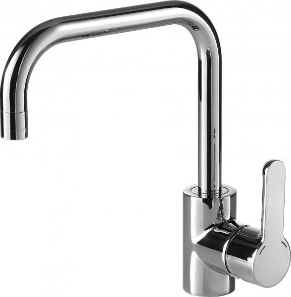 Фото Смеситель для кухни Bravat Stream (F73783C-1A)