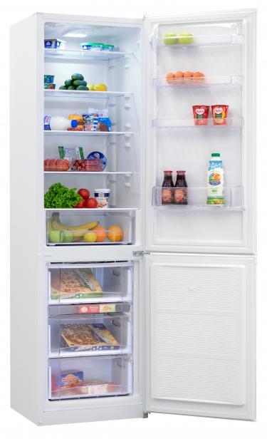 Фото Холодильник NORDFROST NRB 154 332 серебристый металлик