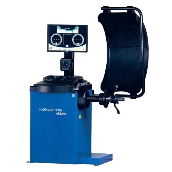 Фото Балансировочный станок NORDBERG 4523PA автоматический с дисплеем