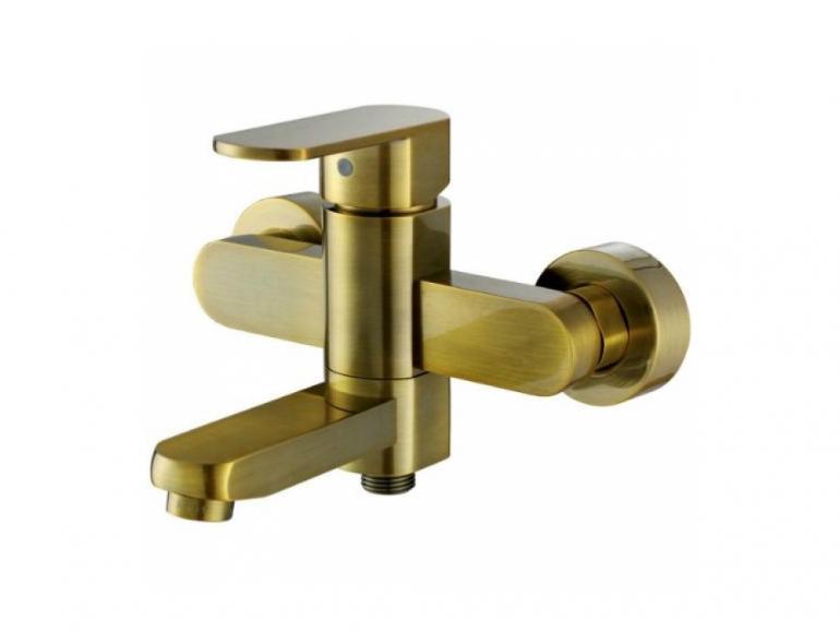 Фото Смеситель для ванны с душем KAISER Sonat (34022-1Br)