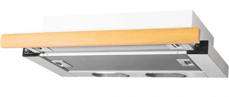Фото Кухонная вытяжка Elikor Интегра 50П-400-В2Л крем/крем