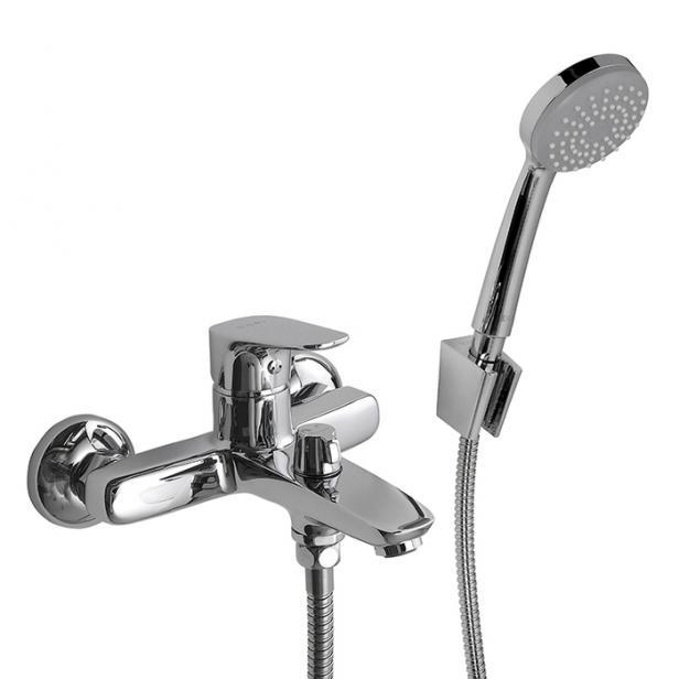 Фото Смеситель для ванны IDDIS Zodiac с керамическим дивертором (ZODSB02i02)
