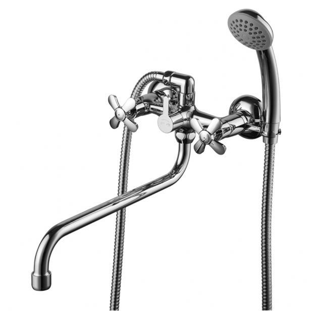 Фото Смеситель для ванны Lemark Partner (LM6541C)