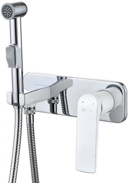Фото Смеситель гигиенический душ Lemark Allegro (LM5919CW)