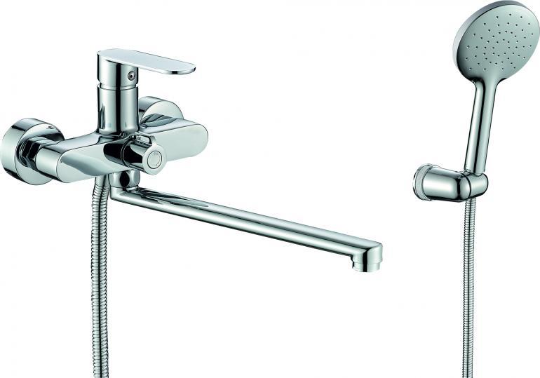Фото Смеситель для ванны с душем  RUSH Luson (LU1630-51)