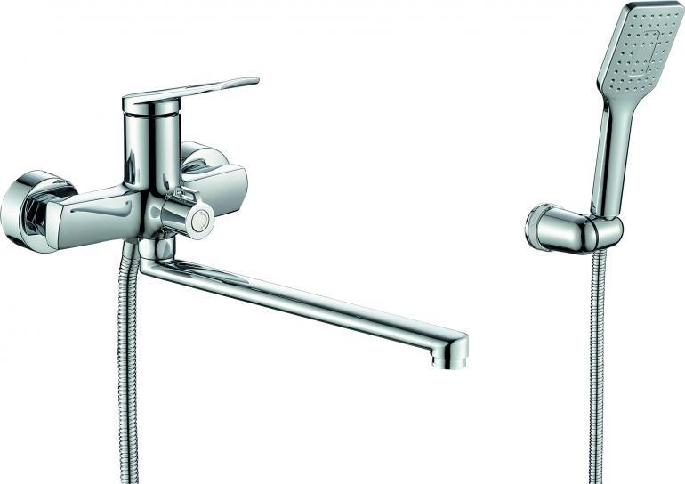 Фото Смеситель для ванны с душем  RUSH Socotra (ST1235-51)