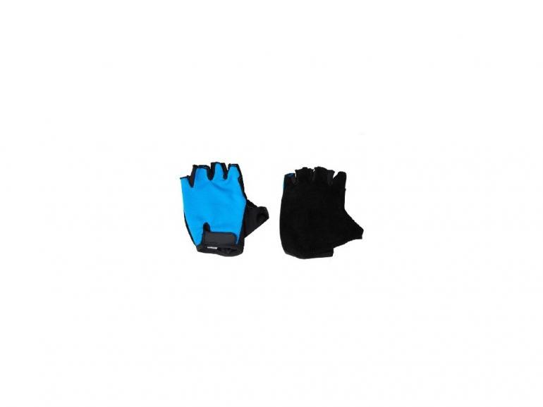 Фото ЭКОС VEL-23-5 Перчатки велосипедные синие (323273)