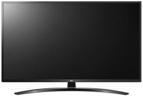 """Телевизор LED LG 55"""" 55UN74006LA черный/Ultra HD/100Hz/DVB-T2/DVB-C/DVB-S/DVB-S2/USB/WiFi/Smart TV (RUS)"""