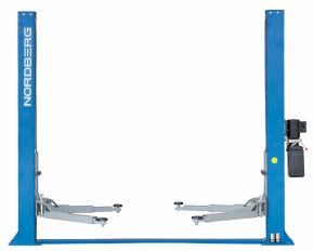 Двухстоечный подъемник 4 тонны NORDBERG N4121B-4T 380В