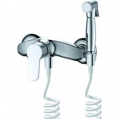 Смеситель с гигиеническим душем встраиваемый D&K Rhein Marx (DA1394541)